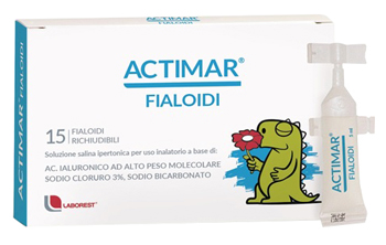 ACTIMAR FIALOIDI 75 ML - Farmawing