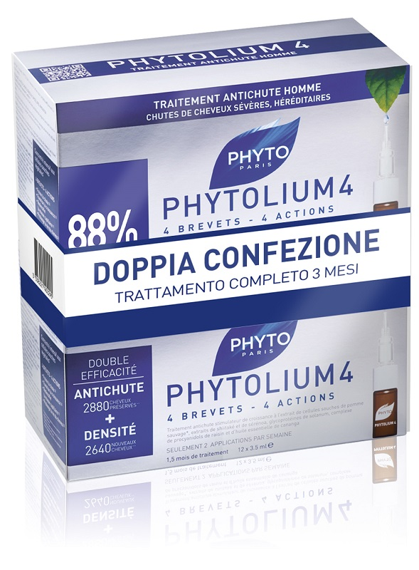 Phytolium 4 Duo 24 Fiale da 3,5 Ml - Farmacia 33