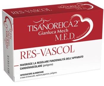 TISANOREICA2 MED RES VASCOL 30 CAPSULE - Farmastar.it
