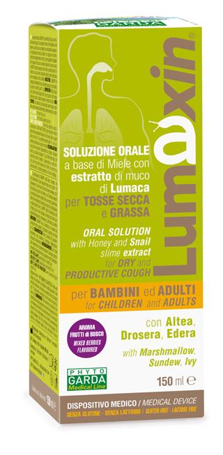 LUMAXIN 150 ML DM - Farmacento