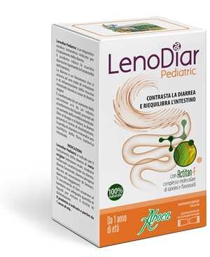 LENODIAR PEDIATRIC 12 BUSTINE 2 G - Farmacento