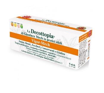 DECOPOCKET VIGOR MECH 8 X 30 ML - La tua farmacia online