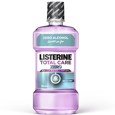 LISTERINE TOTAL CARE ZERO 500 ML - La tua farmacia online