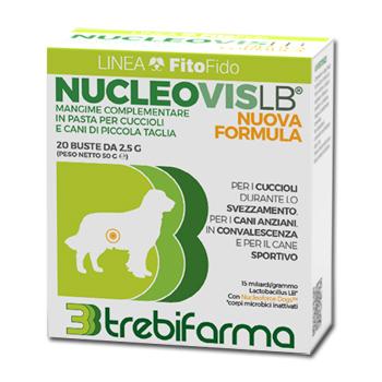 NUCLEO VIS LB PASTA 20 BUSTINE DA 2,5 G - Farmastar.it