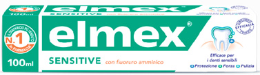 ELMEX DENTIFRICIO SENSITIVE 100 ML - Farmastar.it