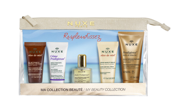 Nuxe Trousse Voyage Kit Da Viaggio Resplendissez My Beauty Collection  scadenza Giugno 2019 - La tua farmacia online