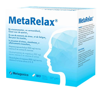 METARELAX 180 COMPRESSE - Farmastar.it