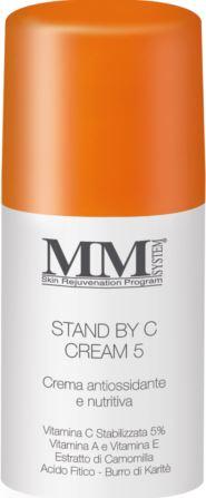 Mac pharma srl MM System Stand By C Cream 5 da 30ml - Zfarmacia