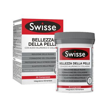SWISSE BELLEZZA DELLA PELLE 30 COMPRESSE - Farmamille
