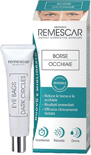 REMESCAR EYE BAGS BORSE OCCHI - Farmacento