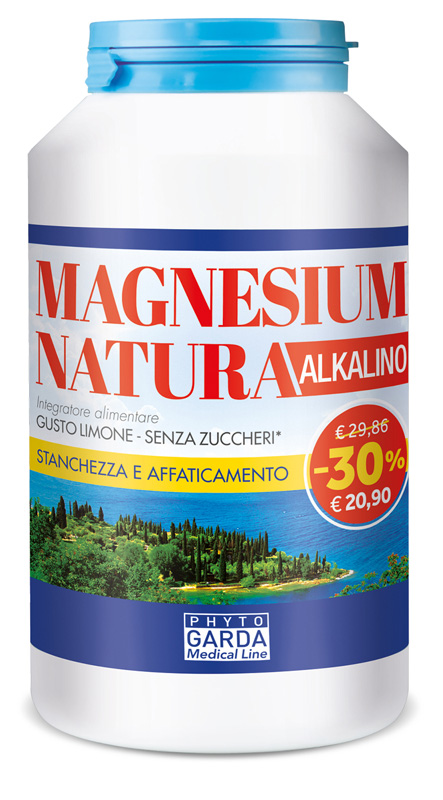 MAGNESIO PG 300 G - Parafarmaciabenessere.it