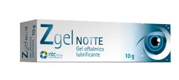 ZGEL NOTTE GEL OFTALMICO LUBRIFICANTE 10 G - Farmabravo.it