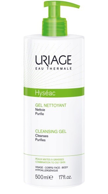 HYSEAC GEL DETERGENTE 500 ML - Farmamille