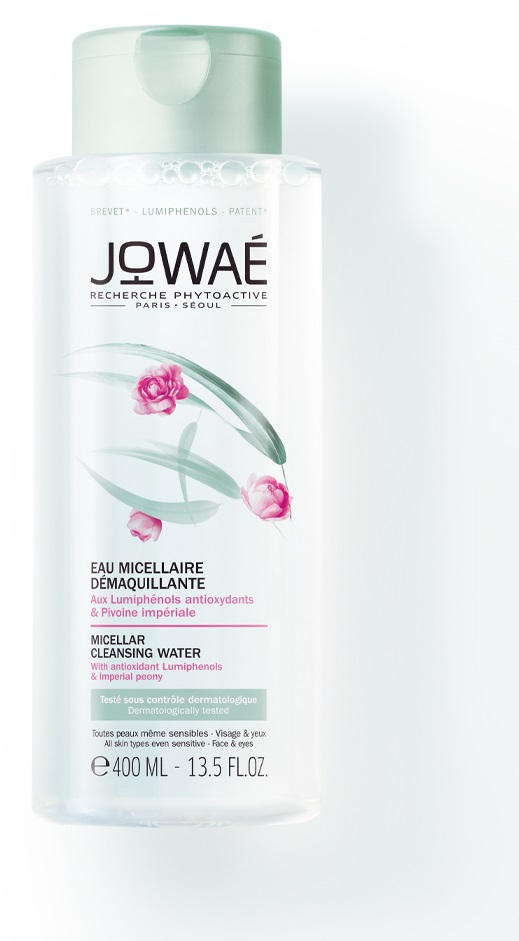 JOWAE ACQUA MICELLARE STRUCCANTE 400 ML - Farmaciasconti.it