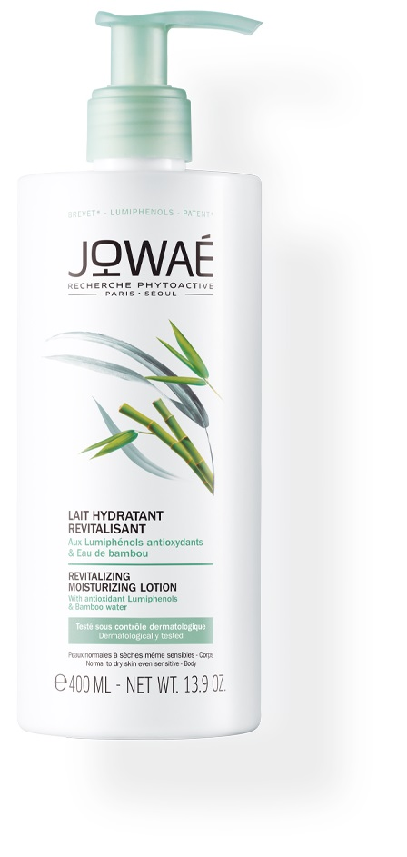 JOWAE LATTE IDRATANTE RIVITALIZZANTE 400 ML - Farmaciasconti.it