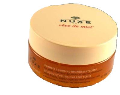 NUXE REVE DE MIEL GOMMAGE GOURMAND NOURISSANT CORPS 175 ML - FARMAEMPORIO