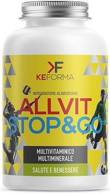ALLVIT STOP & GO 60 COMPRESSE - Farmacento