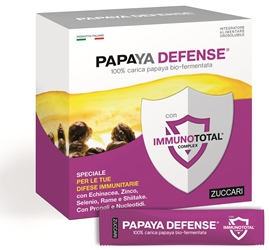 ZUCCARI PAPAYA DEFENSE 30 BUSTINE - Farmastar.it