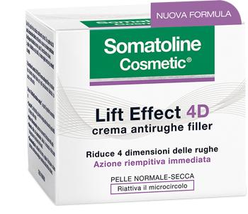 SOMATOLINE COSMETIC 4D FILLER CREMA GIORNO 50 ML - Farmamille