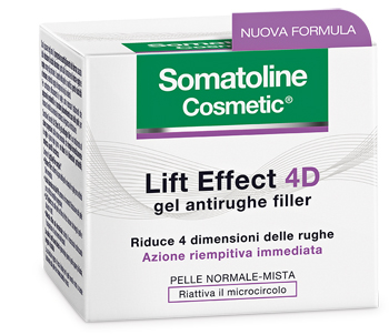 SOMATOLINE COSMETIC VISO 4D FILLER GEL 50 ML - Farmamille