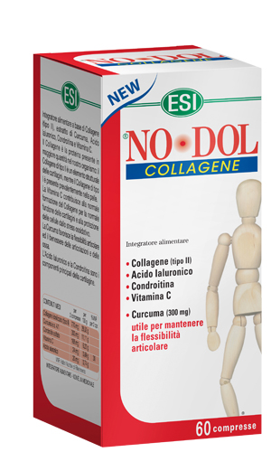 NO DOL COLLAGENE 60 COMPRESSE - Parafarmaciabenessere.it