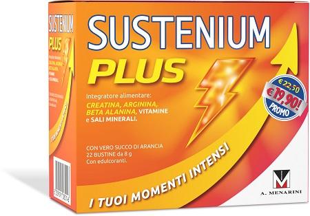 SUSTENIUM PLUS 22 BUSTINE 176 G  - Zfarmacia