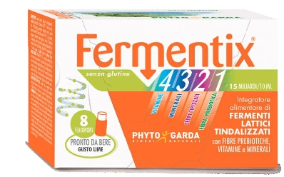 FERMENTIX 4321 8 FLACONCINI DA 10 ML - Parafarmaciabenessere.it