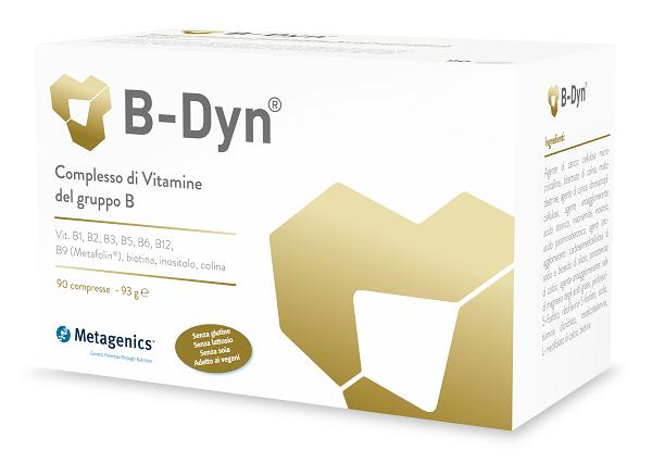 B-DYN NEW 90 COMPRESSE - Farmamille
