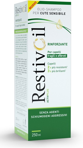 RESTIVOIL ACTIV PLUS 250 ML - Farmacento