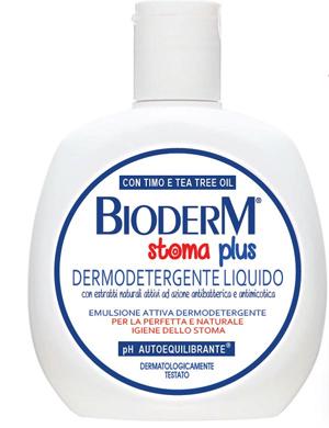 BIODERM STOMA PLUS 200 ML - FARMAEMPORIO