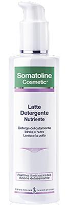 SOMATOLINE COSMETIC VISO LATTE DETERGENTE  - Farmamille