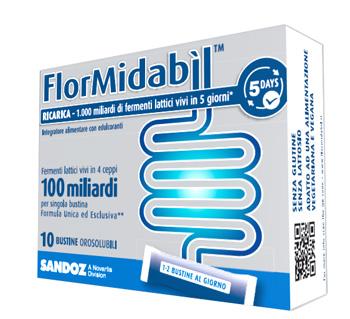 FLORMIDABIL RICARICA STICK - Farmacento