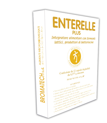 ENTERELLE PLUS 12 CAPSULE - Farmastar.it