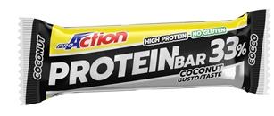 PROACTION PROTEIN BAR 33% COCCO 50 G - La tua farmacia online