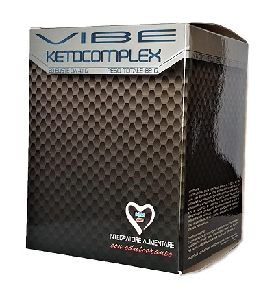 VIBE KETOCOMPLEX AL BISCOTTO 20 BUSTINE - Farmabravo.it