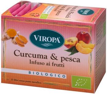CURCUMA & PESCA BIO 15 BUSTINE - Parafarmaciabenessere.it