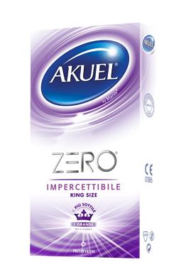 PROFILATTICO AKUEL ZERO LIFESTYLES LARGE BOX DA 6 PEZZI - Farmaciasconti.it