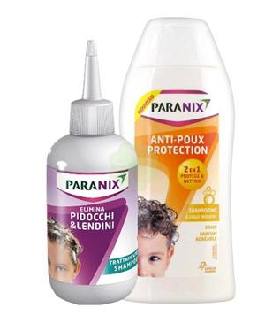 PARANIX BIPACCO SHAMPOO TRATTAMENTO + SHAMPOO PROTECTION - Farmaciasconti.it