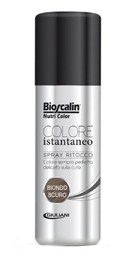 BIOSCALIN NUTRICOLOR COLORE ISTANTANEO BIONDO SCURO 75 ML - Farmabravo.it