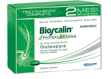 BIOSCALIN PHYSIOGENINA 60 COMPRESSE - FARMAEMPORIO