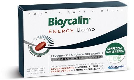 BIOSCALIN ENERGY 30 COMPRESSE PREZZO SPECIALE - Farmabravo.it