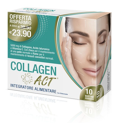 COLLAGEN ACT BUSTINE - Farmamille