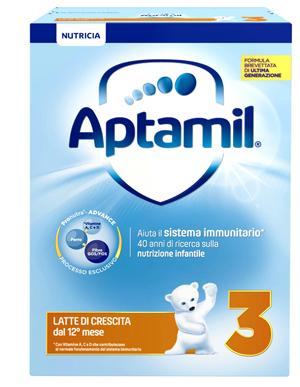 APTAMIL 3 600 G - Farmaciasconti.it