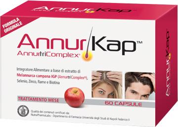 ANNURKAP 60 COMPRESSE TRATTAMENTO MESE - Farmamille