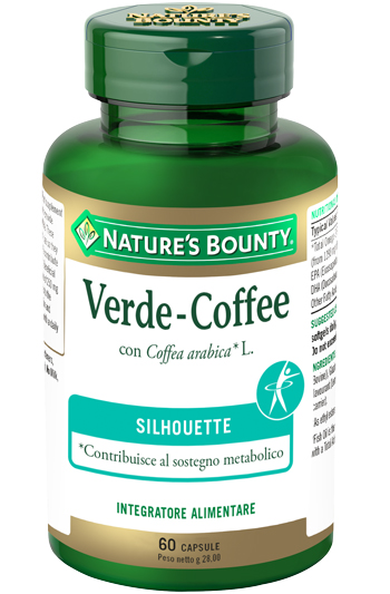 VERDE-COFFEE 60 CAPSULE - Farmacento