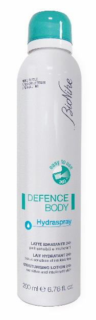 DEFENCE BODY HYDRA SPRAY 200 ML - Farmabravo.it