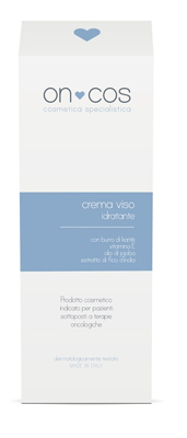 ONCOS CREMA VISO IDRATANTE 50 ML - Farmacento