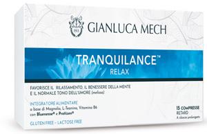 TRANQUILLANCE CANAPA RELAX 15 COMPRESSE - Farmastar.it