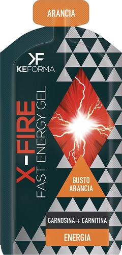KE FORMA X FIRE ARANCIA 30 ML - Farmacento