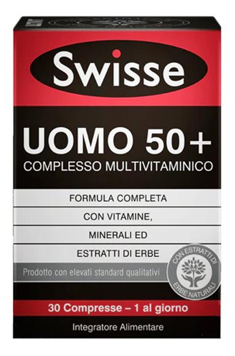 SWISSE MULTIVIT UOMO50+ 30 COMPRESSE - La tua farmacia online